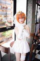 星空凛 (minh_duc91) Tags: portrait people anime nikon cosplay outdoor vietnam d600