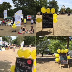 #CitrusSaturday July 2015 London (citrussaturday) Tags: london festival lemon victoriapark july lemonade lovebox 2015 cistrussaturday