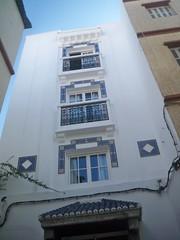 (hamzaishamza) Tags: blue white building architecture أزرق