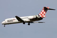 EI-EXJ_03 (GH@BHD) Tags: aircraft aviation boeing 717 airliner voe bhd belfastcityairport volotea eiexj