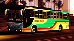 Lizardo Trans 007 GTA San Andreas Bus Mod (JanStudio12) Tags: bus by mod san andreas trans gta pinoy 007 fanatic gl janjan lizardo paganao janmod