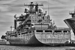 Einsatzgruppenversorger A1411 Berlin (gomm_michael) Tags: berlin marine wilhelmshafen einsatzgruppenversorger
