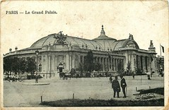 A mystery (mgjefferies) Tags: france paris postcard ww1 grandepalais champselysee 1916 cockell brc redcross