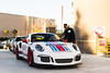Martini (Noah L. Photography) Tags: porsche 911 gt3 rs white blue red car sportscar supercar german hingwalee carsandchronos walnut