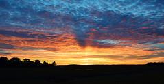 Seraphim (tanium32) Tags: sunset colors seraphim skyline horizon hampton nh nikon d3300