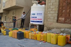 UWT-Water Relief in Taiz, Yemen of Emergency Relief Project in Yemen, 2016 (90) (Ummah Welfare Trust) Tags: yemen taiz aden poverty war hunger children aid islam muslims