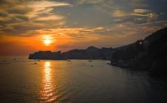 Day's End (MrBlueSky*) Tags: dubrovnik adriatic sea walls postcard croatia dalmatia ragusa travel landscape pentax pentaxistd pentaxart aficionados pentaxlife sunset ngc colorsinourworld