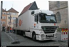 """Mercedes Benz Actros MP3 1848 """"ZDF"""""""