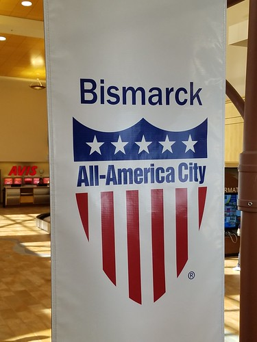 Bismarck, ND Trip - September 2016