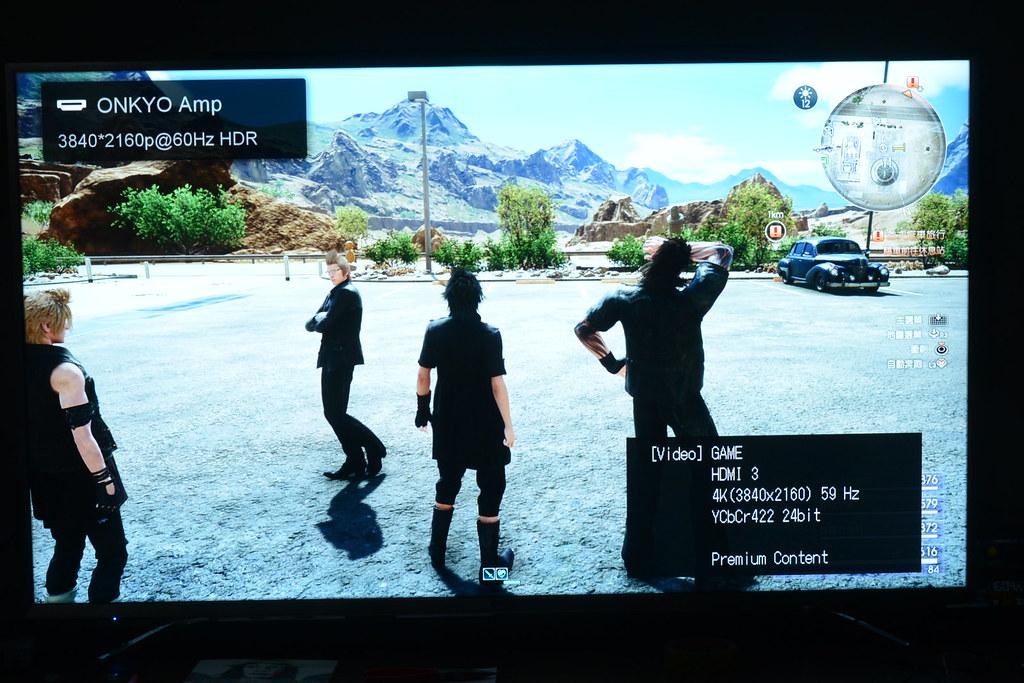 PS4 Pro 2160P RGB HDR