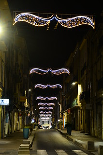 Sète, illuminations 2015