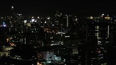 Bangkok (danielhendrikx) Tags: bangkok thailand asia photography photo photos fuji travel trip vacation holiday outdoor landscape day color wideangle skyline skyscraper night buildings rooftop longexposure
