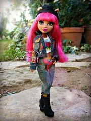 (Linayum) Tags: howleenwolf howleen mh monster monsterhigh mattel doll dolls muñecas toys juguetes linayum
