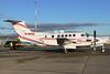 G-NIAB Beech B200C Super King Air [BL-16] at Inverness 18/01/2017 (nairnradar) Tags: beech be20 egpe inverness
