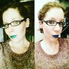 Green or blue? I'm going with both! (Jenn ♥) Tags: ifttt instagram