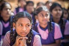 Bring a smile (gdgupta11@ymail.com) Tags: children bringasmile happiness givingbacktosociety csr happy linkedinlife smile nikon nikond5200 linkedin child education india amazingexperience