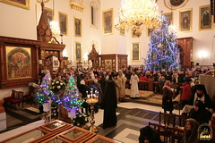 068. Nativity of the Lord at Lavra / Рождество Христово в Лавре 07.01.2017