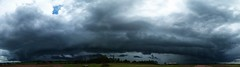 (IgorCamacho) Tags: panorama panorâmica panoramic paraná suldobrasil southern summer verão shelfcloud nuvens clouds tormenta storm stormy natureza nature