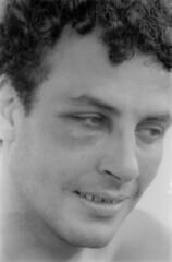 Segni di lotta (tullio dainese) Tags: 1987 morrodesãopaulo cairubahia brazil massimo retrato ritratto persona porträt portrait blackandwhite biancoenero b