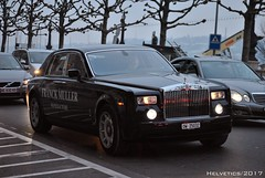 Rolls-Royce Phantom - Switzerland, Obwalden (Helvetics_VS) Tags: sportcars rollsroyce phantom switzerland obwalden licenseplate