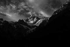 Kamniška Bistrica (igormazej) Tags: mountains landscape wide dramatic light snow alps slovenia sharp contrast high polarization hiking nature