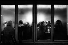 ColognePeepsInPub (bschaefers) Tags: streetphotography blackandwhite cologne