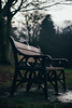 bench (sebagraphy) Tags: canon helios swirly swirl bokeh vintage t6i nature