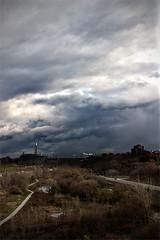 Gloom (elTwitcho) Tags: street city shadow sky urban toronto clouds wow gloomy brooding mireasrealm