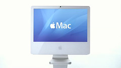 intel iMac (mattpensworth) Tags: apple computer macintosh office mac imac intel