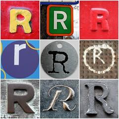 The 3 R's (x 3). Photo by Leo Reynolds (via Creative Commons)