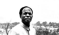 Kwame Nkrumah independence ghana