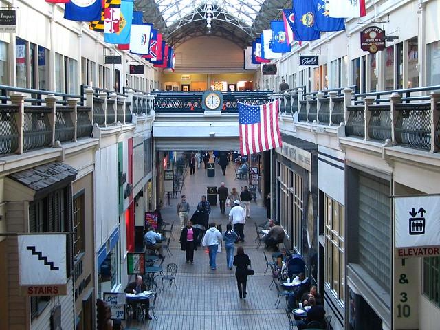 Nashville Arcade