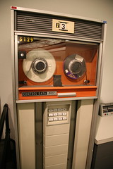 Control Data 607 Magnetic Tape Drive