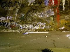 YO AFFLECK WAS DA BOMB IN PHANTOMS (SoStark) Tags: signs boston graffiti missionhill benaffleck phantoms affleck roxbury