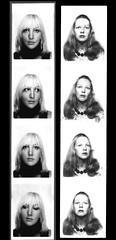 like mother like daughter (cybele malinowski) Tags: family portrait photobooth daughter mum malinowski