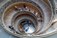 The Picture Everybody Takes When They Go to the Vatican #2 (andertho) Tags: italy vatican rome roma museum italia musei vaticani
