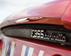 Ferrari F355 (Martin Gale) Tags: cars tag3 taggedout tag2 driving tag1 fast ferrari silverstone porsche