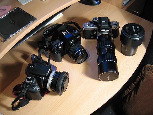 Video-Capable SLRs