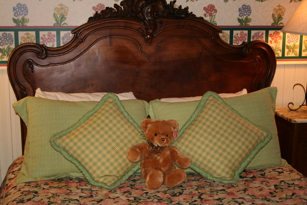 Teddy Bears in every room