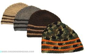 boy beanie - os crochet