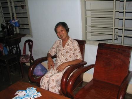 My mum1