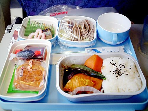 機内食 │ 食べ物 │ 無料写真素材