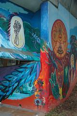 0221 (contextobject) Tags: mural sandiego aztec murals chicanopark coronadobridge chicano aztlan laraza