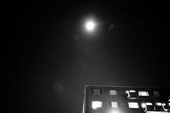 look up (evetsggod) Tags: moon xp2 minoltasrt101