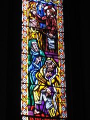 I love stained glass (ajepst) Tags: chorus stainedglass 2006 richmond masterworks cathedralofthesacredheart richmondchoralsociety