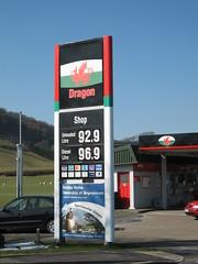 Garej Rhydypennau (www.atgof.co) Tags: dragon garage cymru ceredigion bowstreet draig rhydypennau garej modurdy
