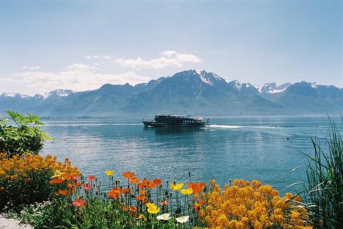 kristyread님이 촬영한 Lake Geneva.