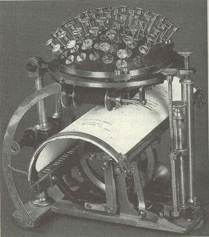 F. Nietzsche's typewriter