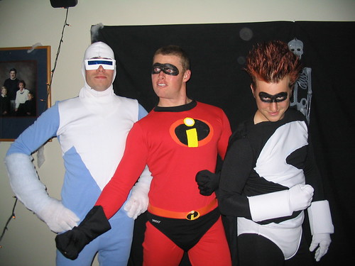 Syndrome The Incredibles. The Incredibles