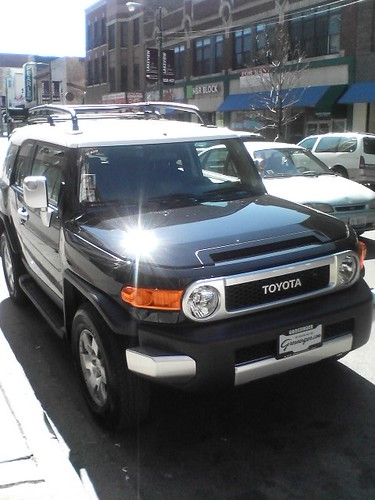FJ Cruiser by Toyota